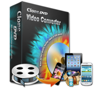 CloneDVD Video Converter 4 Years/1 PC Discount Voucher