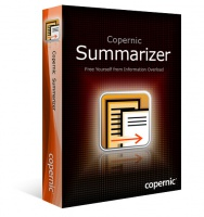 Copernic, Copernic Summarizer (English) Voucher Code Discount