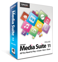 CyberLink Media Suite 11 Deluxe Voucher