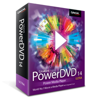 CyberLink PowerDVD 14 Ultra Voucher - Exclusive