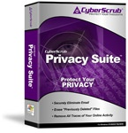 15 Percent Cyberscrub Privacy Suite 5.1 with 1 Yr Subscription Discount Voucher