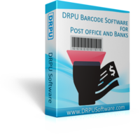 DRPU Post Office and Bank Barcode Label Maker Software Voucher - Special