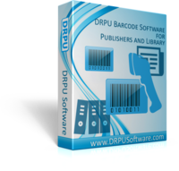 DRPU Publisher and Library Barcode Label Creator Software Sale Voucher