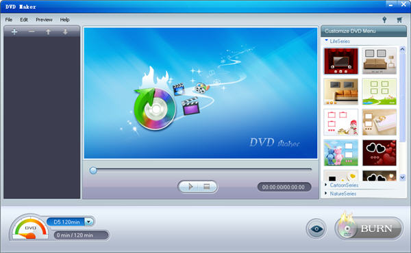 50% Discount for DVD Maker
