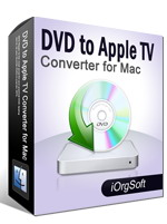 DVD to Apple TV Converter for Mac 40% Deal