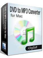 50% Voucher on DVD to MP3 Converter for Mac