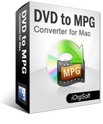 Get 40% DVD to MPG Converter for Mac Discount