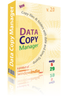 15% Data Copy Manager Voucher Discount