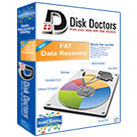 10% Off Disk Doctors FAT Data Recovery - End User Lic.