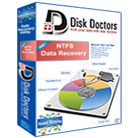 10% Disk Doctors NTFS Data Recovery - End User Lic. Voucher