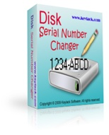 Disk Serial Number Changer Voucher Deal - SPECIAL