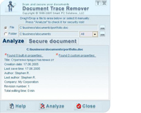 Document Trace Remover 65% Voucher