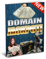 Domain Jackpot Ebook PDF - How I Make $250+ in 24 Hours With Only a Domain Name Voucher Sale - 15% Off