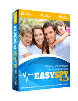 Easy Spy Pro - Full Version - 1 License Voucher - EXCLUSIVE