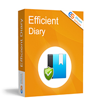 25% Off on Efficient Diary Pro