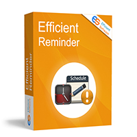 40% Discount Efficient Reminder Network Voucher