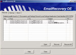 EmailRecovery for OE Voucher - Exclusive