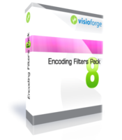 VisioForge, Encoding Filters Pack - One Developer Voucher