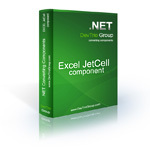 Excel Jetcell .NET - Source Code License Voucher Code - SPECIAL