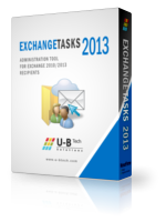 Exchange Tasks 2013 - Unlimited Mailbox License Voucher