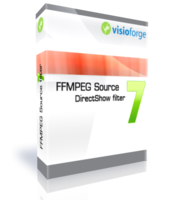 FFMPEG Source DirectShow filter - One Developer Voucher - Instant Discount