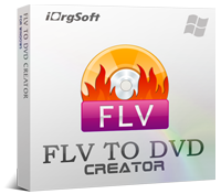 40% Voucher FLV to DVD Creator