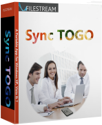 FileStream Sync TOGO Voucher Discount
