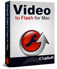 40% Flash Web Video Creator(Mac version) Deal