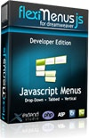 15 Percent FlexiMenuJS for Dreamweaver Developer Edition - unlimited websites 1 user Voucher Sale