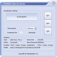 FrostWire Turbo Accelerator 35% Discount