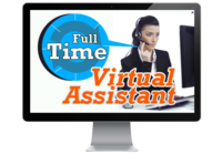 Special 15% Full Time SEO Virtual Assistant Voucher Sale