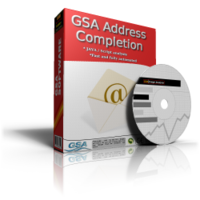 GSA Address Completion Voucher Code Exclusive - 15%