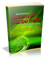 Generating a Stream Of Turbo Traffic Voucher Sale