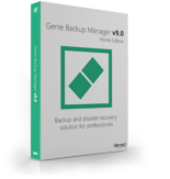 Genie Backup Manager Home 9 Voucher Code Discount - SALE