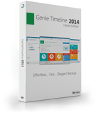 Genie Timeline Home 2014 - 5 Pack Voucher - SALE