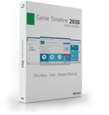 Genie Timeline Home 2015 - 5 Pack Sale Voucher