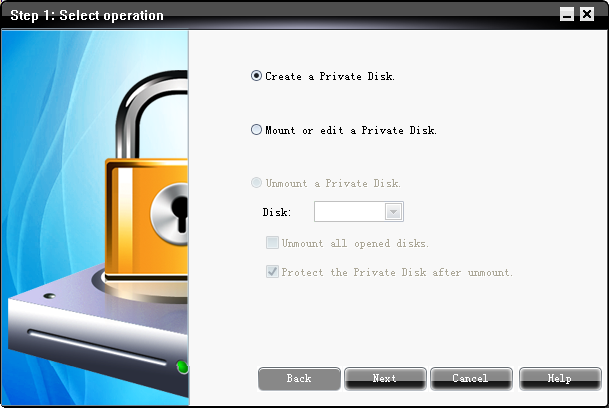 40% Deal GiliSoft Private Disk