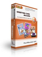 Greeting Card Builder Commercial Discount Voucher