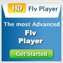 HD FLV Player Sale Voucher