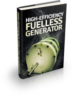 High-Efficiency Fuelless Generator Voucher - SALE