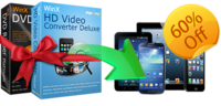 Home DVD Video Package Voucher - 15%