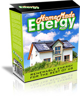 Home Made Energy Voucher - Instant 15% Off