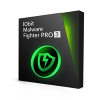 IObit Malware Fighter 3 PRO (Abbonamento per un anno) Voucher Code Discount - EXCLUSIVE