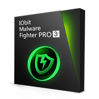 IObit Malware Fighter 3 PRO Kit de Presente - SD+IU+PF Voucher Deal