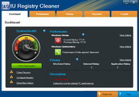 IU Registry Cleaner (1 PC 3 YEARS LICENSE) Sale Voucher - 15%