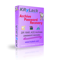 KRyLack Archive Password Recovery Sale Voucher