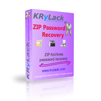 15% KRyLack ZIP Password Recovery Voucher Code