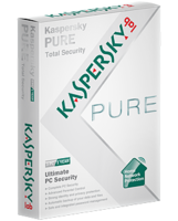 Kaspersky PURE Voucher - Click to check out