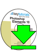 KeyTutorials Photoshop Elements 10 Voucher Deal