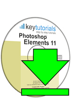 KeyTutorials Photoshop Elements 11 Voucher - 15% Off